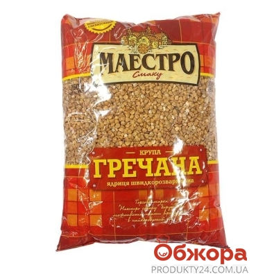 Гречка Маэстро Вкуса 750 г – ИМ «Обжора»