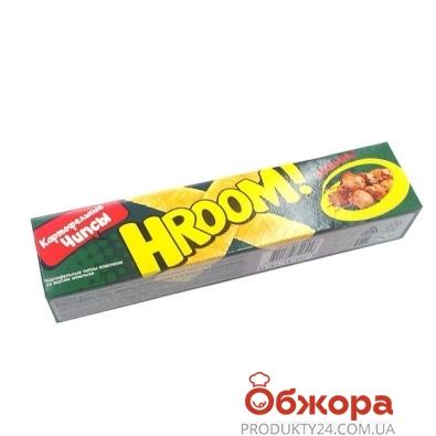 Чипсы Хрум (Hroom) Шашлык 50 г – ИМ «Обжора»