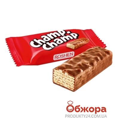 Конфеты Рошен (Roshen) чамп-чамп вафельные вес – ИМ «Обжора»
