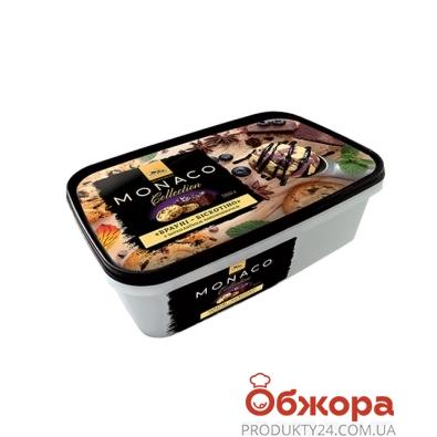Мороженое Три медведя Monaco Collection Брауни-бискотино пл/к  500 г – ИМ «Обжора»