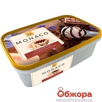 Мороженое Три медведя Monaco Dessert Тирамису 500 г – ИМ «Обжора»