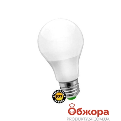 Лампа Navigator 71297 NLL-A65-12W  230V 4000K E27 светодиод.,матовая – ИМ «Обжора»