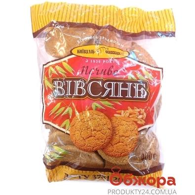 Печенье Киевхлеб (БКК) овсяное 400 г – ИМ «Обжора»