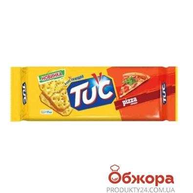 Крекер ТУК (Tuc) пицца 100 г – ИМ «Обжора»