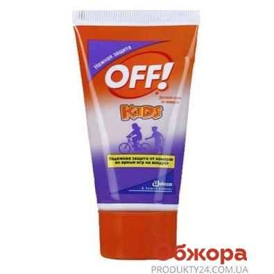 Крем от комаров Офф (Off) Детский 75 мл – ИМ «Обжора»