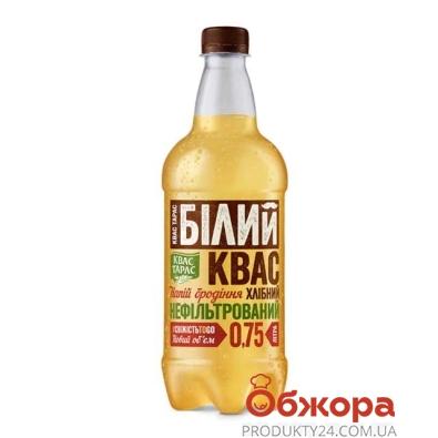 Квас Тарас Белый 0,75 л – ИМ «Обжора»