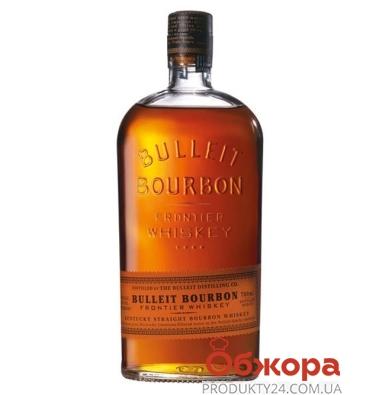 Виски Бурбон Буллет (Bulleit) 0,7л – ИМ «Обжора»