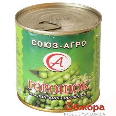 Горошек Союз-Агро 420 г – ИМ «Обжора»