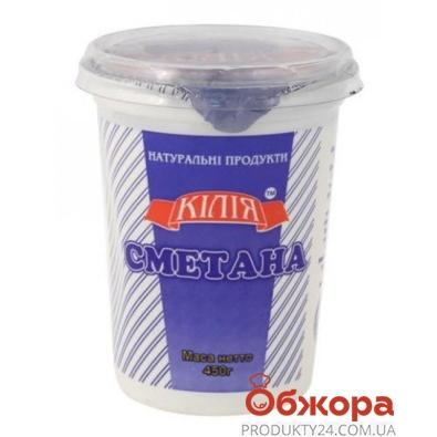 Сметана Килия 450г 15% – ИМ «Обжора»