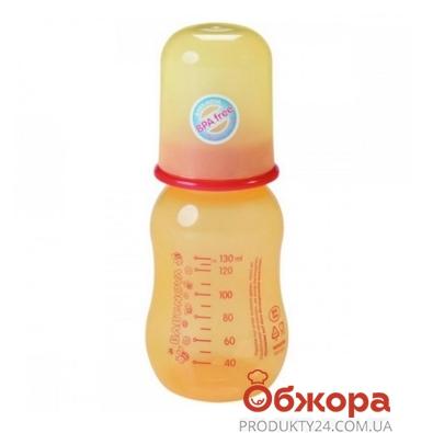 Бутылочка Беби Нова (Baby-Nova) пл. 125мл – ИМ «Обжора»