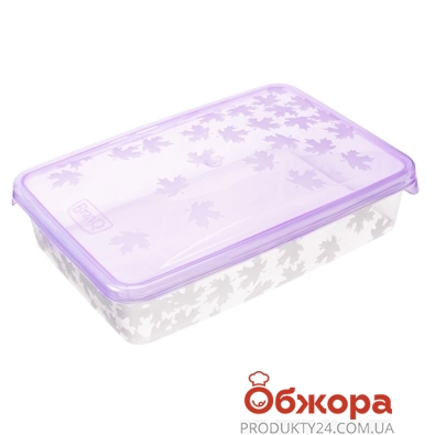 Ёмкость для морозилки BRQ прямоуг. RUKKOLA 0,9л 1130 – ИМ «Обжора»