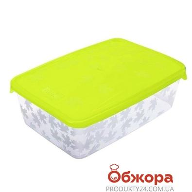 Ёмкость для морозилки BRQ прямоуг. RUKKOLA 1,35л 1131 – ИМ «Обжора»