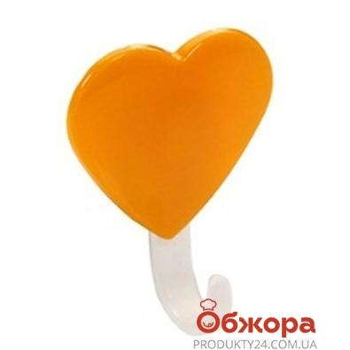 Крючок MTM самоклейка Сердце 4223 – ИМ «Обжора»