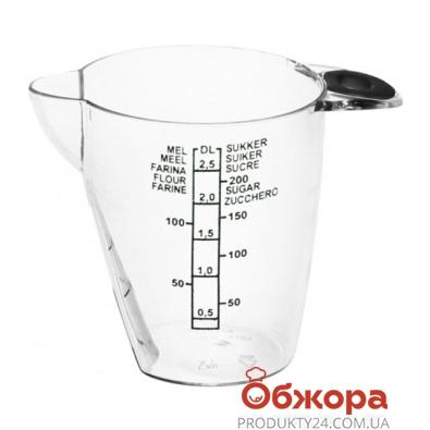 Дозатор Plast Team кухонный с резиновой ручкой 0,25л 3010 – ИМ «Обжора»