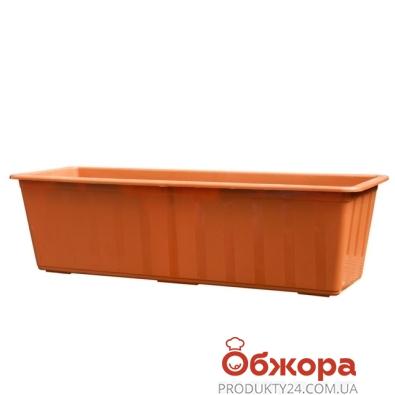 Балкон. ящик д/цветов АГРО 40см – ИМ «Обжора»