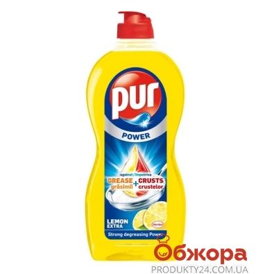 Бальзам Пур (Pur) для посуды Лимон  500 мл. – ИМ «Обжора»