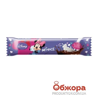 Батончик Disney с молочной начинкой 12,5г – ИМ «Обжора»