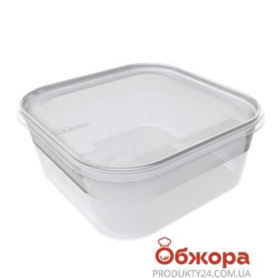 Ёмкость Хельсинки (Helsinki)  для морозилки квадр. 1,8 л – ИМ «Обжора»