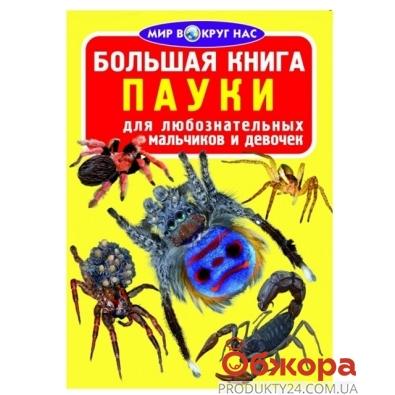 Большая книга. Пауки F00012793 – ИМ «Обжора»