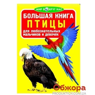 Большая книга. Птицы F00012686 – ИМ «Обжора»