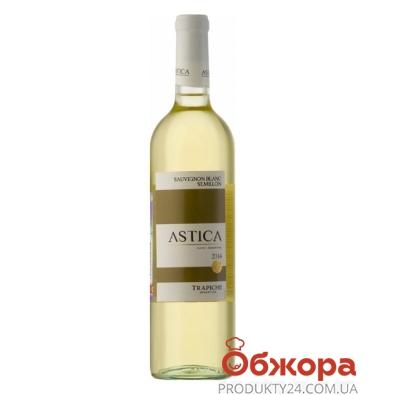 Вино Trapiche Астика (Astica) Совиньон-Блан белое сухое 0,75 л – ИМ «Обжора»