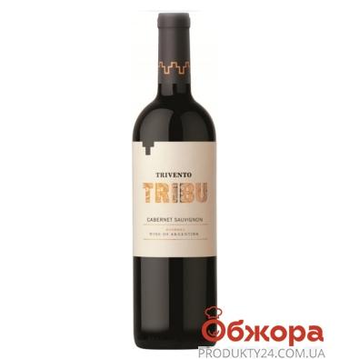 Вино Тривенто (Trivento) Каберне-Совиньон красное сухое 0.75л – ИМ «Обжора»