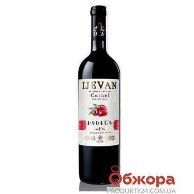 Вино Иджеван (Ijevan) Кизил красное п/сл 0,75л – ИМ «Обжора»