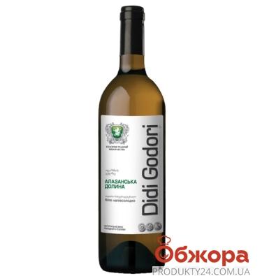 Вино Диди Годори (Didi Godori) Алазанська долина белое п/сл 0,75л – ИМ «Обжора»