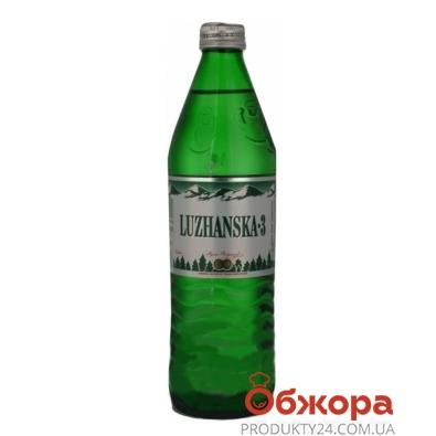 Вода Аква поляна Лужанская 0,5 л – ИМ «Обжора»
