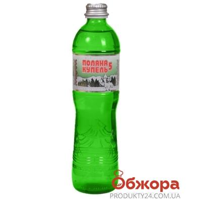 Вода Алекс Поляна купель 0,5 л – ИМ «Обжора»