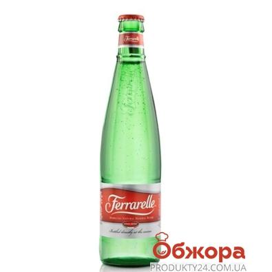 Вода Феррарелли (Ferrarelle) 0,5л газ – ИМ «Обжора»