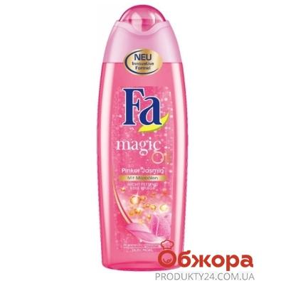 Гель для душа ФА (FА) Magic Oil Розовый жасмин 250 мл – ИМ «Обжора»