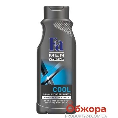 Гель для душа ФА (FА) для мужчин Xtreme Cool 400мл – ИМ «Обжора»