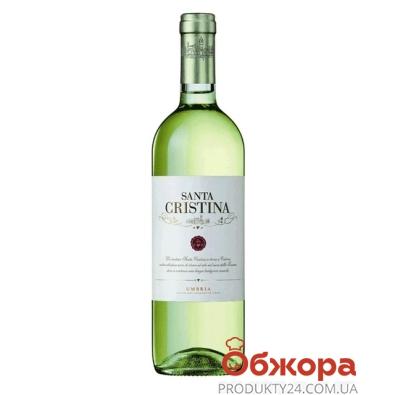 Вино Антинори Санта Кристина (Santa Cristina) белое 0.75 л – ИМ «Обжора»