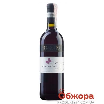 Вино Донини (Donini) Венеция Мерло красное сухое 0,75л – ИМ «Обжора»