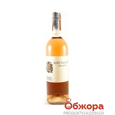 Вино Правис (Pravis) Sort Magre розовое сухое 0,75 л – ИМ «Обжора»