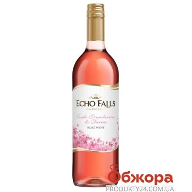 Вино Эхо Фоллс (Echo Falls) розовое сухое 0,75л. – ИМ «Обжора»