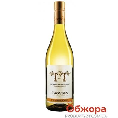 Вино США Коламбия Крест (Columbia Crest) Шардоне 0,75л – ИМ «Обжора»