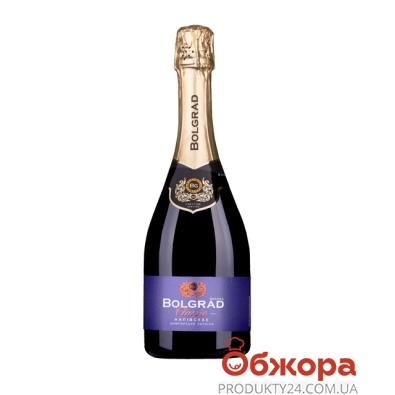 Вино игристое Болград (Bolgrad) бел. п/сух. 0,75 л. – ИМ «Обжора»