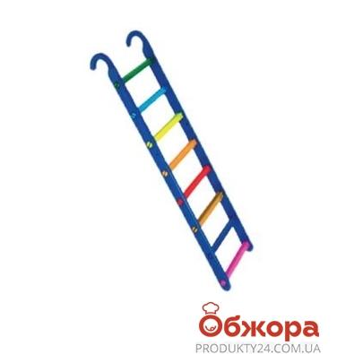 Игрушка для птиц Лесенка(1шт) – ИМ «Обжора»