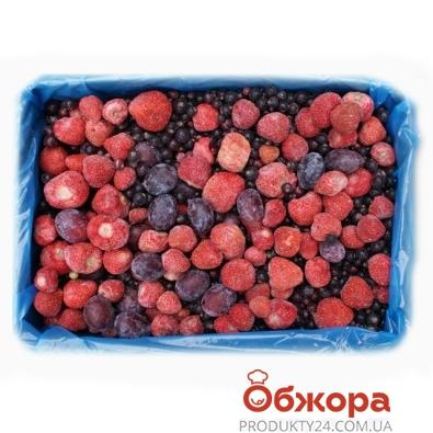 Витаминка смесь ягод и фруктов Рудь  вес. – ІМ «Обжора»