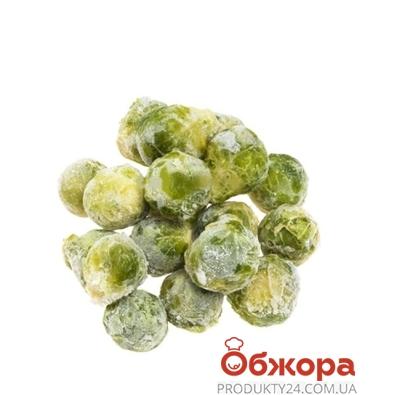 Замороженные овощи Рудь Капуста Брюсельская  вес. – ИМ «Обжора»