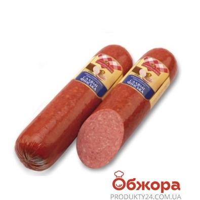 Колбаса МКЮ Салями Финская п/к 1с вес. – ИМ «Обжора»