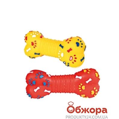 Игрушка Трикси (Trixie)  для собак Кость виниловая 15см 3374 – ИМ «Обжора»