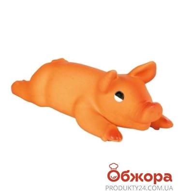 Игрушка Трикси (Trixie)  для собак Поросенок латекс 13,5см 35092 – ИМ «Обжора»