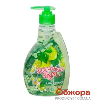 Жидкое мыло Фруктовый Бум Виноград 460 мл – ИМ «Обжора»