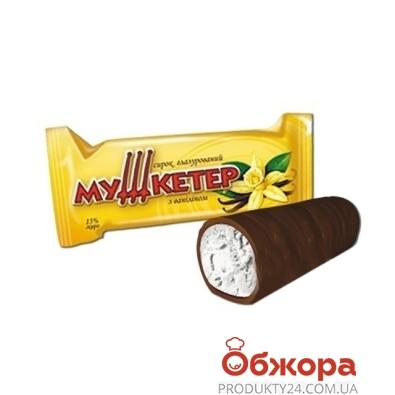 Cырок  Мушкетер Мультикваниль 36г – ИМ «Обжора»