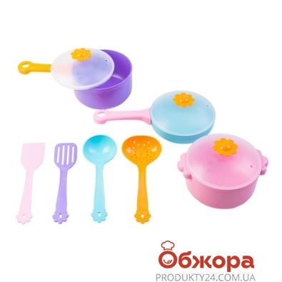 Посуда Ромашка столовый 12эл. 39143 – ИМ «Обжора»