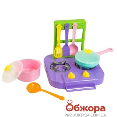 Посуда Ромашка с плиткой 7эл. 39150 – ИМ «Обжора»