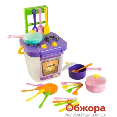 Посуда Ромашка с плиткой 25эл. 39153 – ИМ «Обжора»